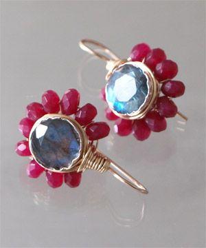 earrings - Ottomania