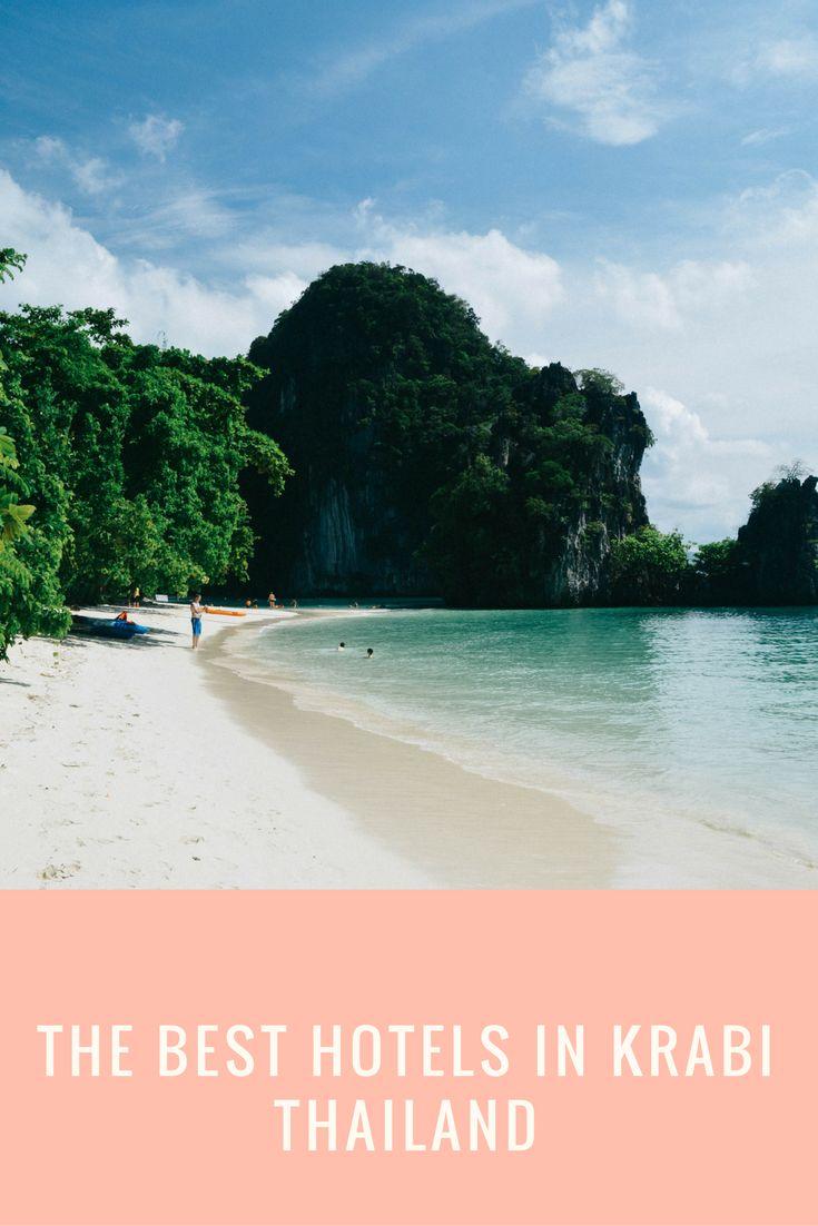 The Best Hotels in Krabi Thailand