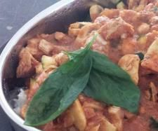 Recipe Chicken Cacciatore - Recipe of category Main dishes - meat
