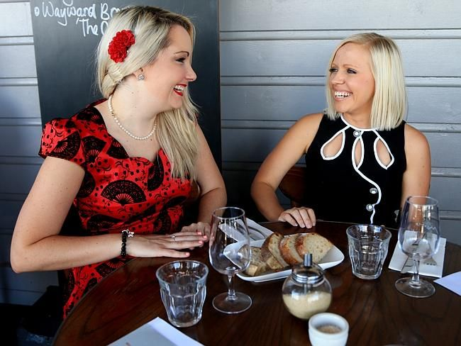 THEY'RE the bubbly blonde My Kitchen Rules (Australia series 2014) contestants who have been presented on the cooking show as long-time friends, but Carly and Tresne are actually married.