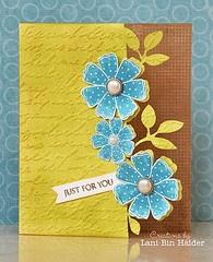 Edge shaped card