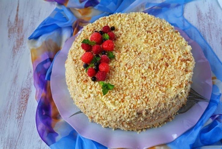 Торт наполеон: 6 способов приготовления