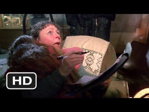 Brazil (1/10) Movie CLIP - A Receipt for Your Husband (1985) HD - YouTube