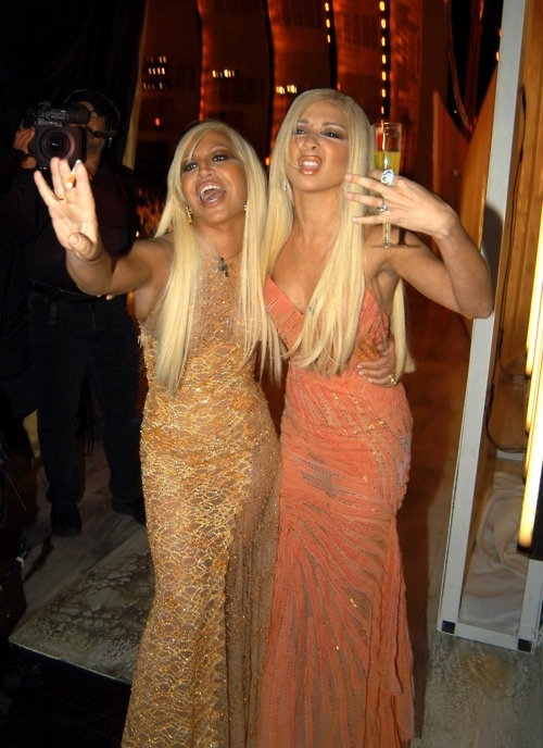 Maya Rudolph does Dontella better than Donatella...
