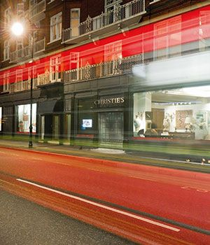 Christie's Lates On the first Tuesday of every month, we keep our doors open late. Anyone can drop in to Christie's South Kensington between 6pm and 8:30pm for a post-work drink, to hear experts talk about art, interior design and collecting, and to see what happens behind the scenes at 85 Old Brompton Road.