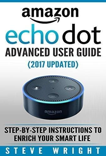 18 best echo dot images on pinterest amazon echo cord and cords amazon echo dot amazon dot advanced user guide 2017 updated step fandeluxe Gallery
