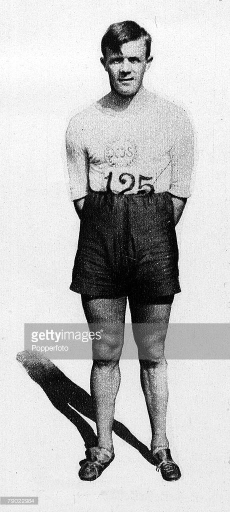 Nieuwsfoto's : Sport, Athletics, 1920 Olympic Games, Antwerp,...