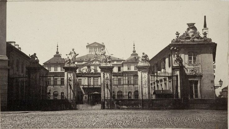 Najstarsze zdjęcia Warszawy, jakie widzieliśmy. Stolica przed Powstaniem Styczniowym   Warszawa W Pigułce