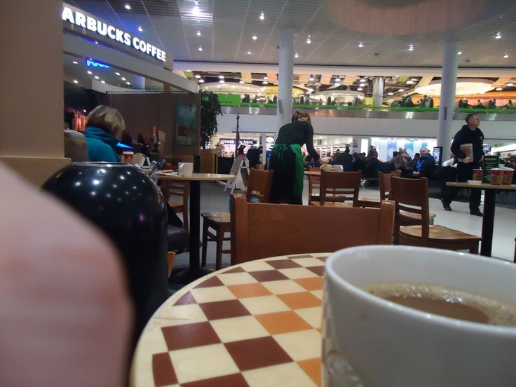 Manchester Airport (MAN)