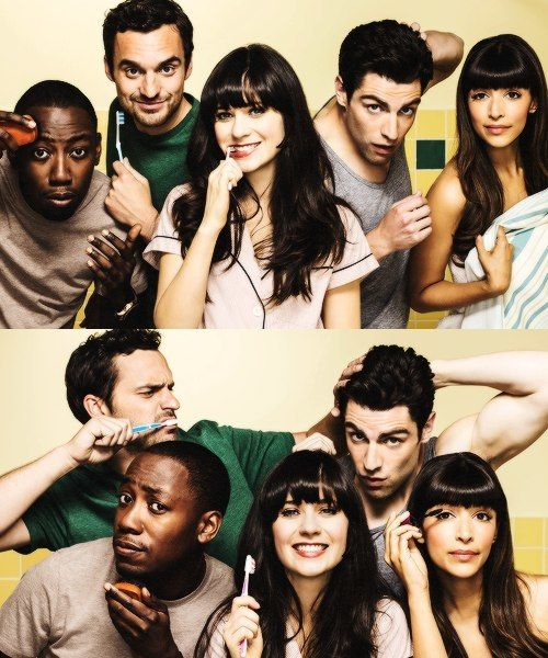 New Girl.<3 But actually the best show ever.