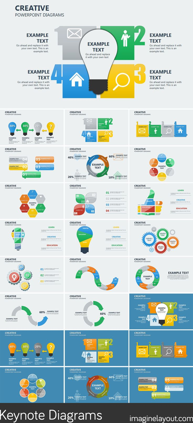 84 best keynote diagrams images on pinterest template keynote download creative keynote diagrams imaginelayout creative powerpointmenutemplatesrole modelstemplate alramifo Gallery