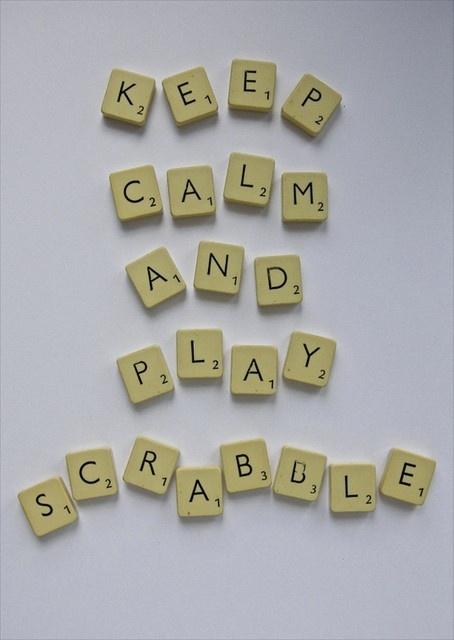 PLAY SCRABBLE