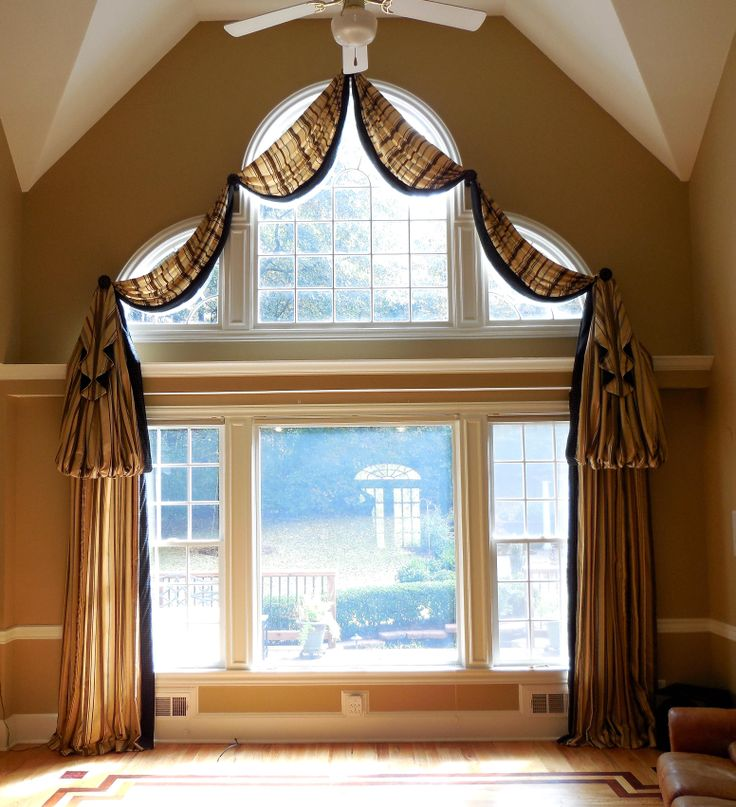 237 best images about arched windows on pinterest arch for Arch top windows