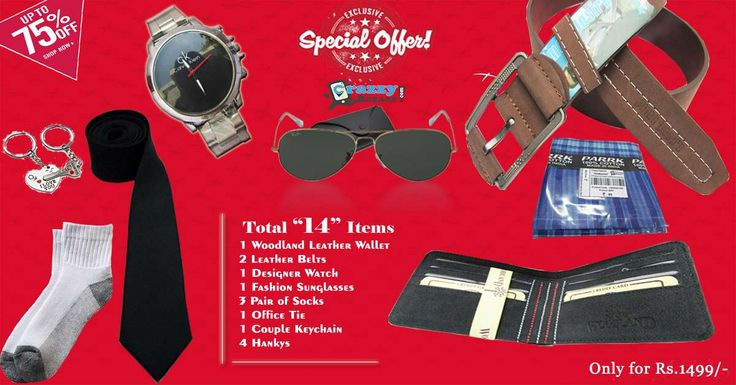 Combo Offer For Men Pure Leather Accessories (Offer Price: Rs 1499 , Offered Discount: 63%) ** BUY NOW ** [MRP: Rs 3999]