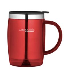 #ThermoCafé Desk #Mug Red 0.45L