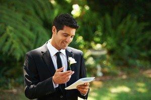 DIY Best Man's speech template