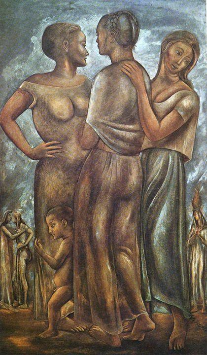Las Virgenes Prudentes / Federico Cantú Garza