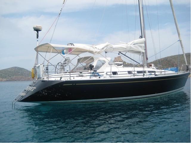 2000 Nautor Swan 44-153 Mk II Sail Boat For Sale - www.yachtworld.com