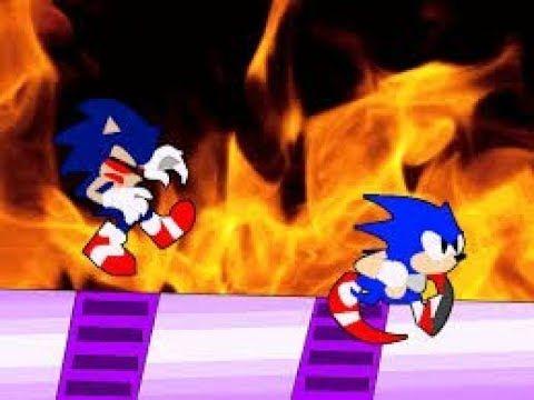Sonic exe Nightmare Beginning Best ending   Video   Logos