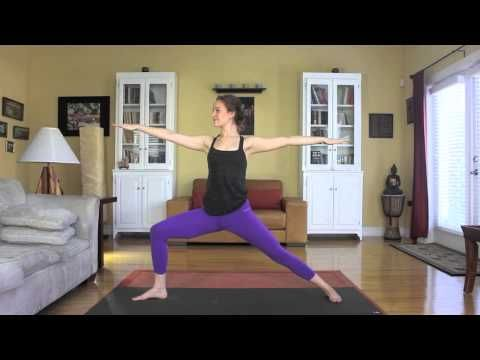 Slow Full-Body Flow - Day 17 - 30 Day Yoga Challenge