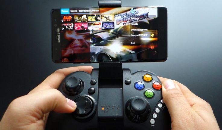 How to use your phone with any gamepad - super portable gaming console --- Cum foloseşti orice gamepad cu telefonul tău - super consolă portabila pentru gaming
