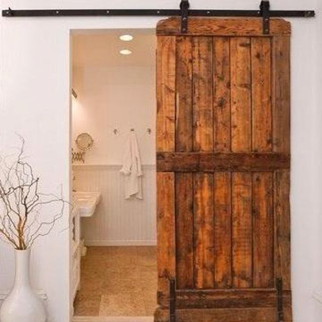 If it can lock somehow...unless it's for the master bedroom.  !!!!!  IDEA!!!!
