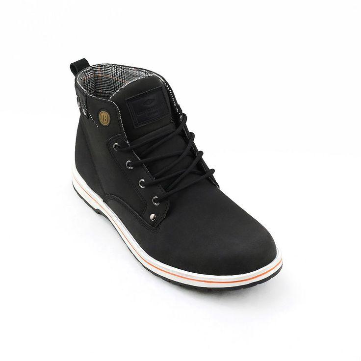 Unionbay Tonasket Men's Casual Boots, Size: medium (7.5), Black