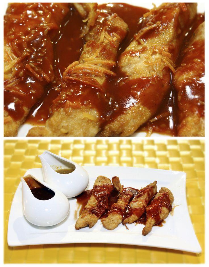 Deditos de pollo a la parmesana. ¡Ahora puedes hacer tus comidas rápidas favoritas en casa!