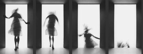 Saute d'humeur Экспериментальная арт-фотография Laurence Demaison, Франция