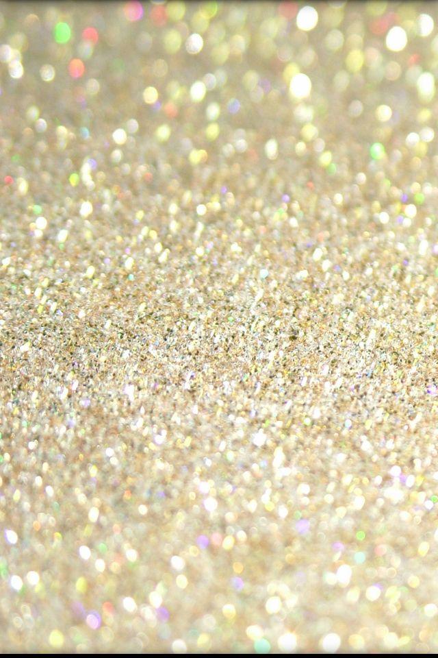 Glitter iPhone wallpaper