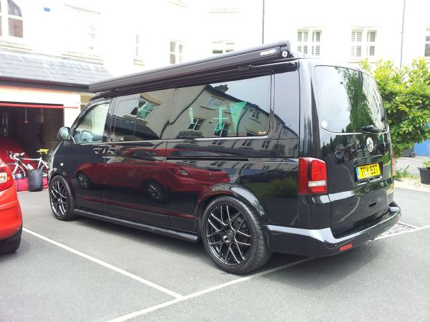 T5.1 140bhp lwb camper | Volkswagen Camper and Commercial magazine
