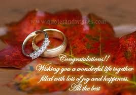 Image result for congratulatory wedding messages