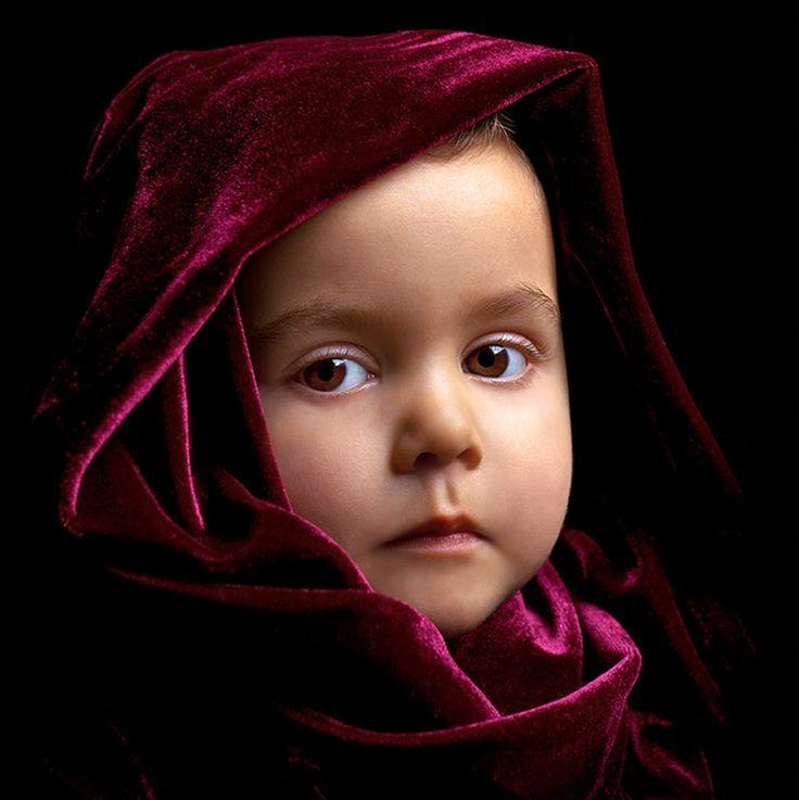 1X - Ivy by gansforever osman | Kids portraits, Beautiful