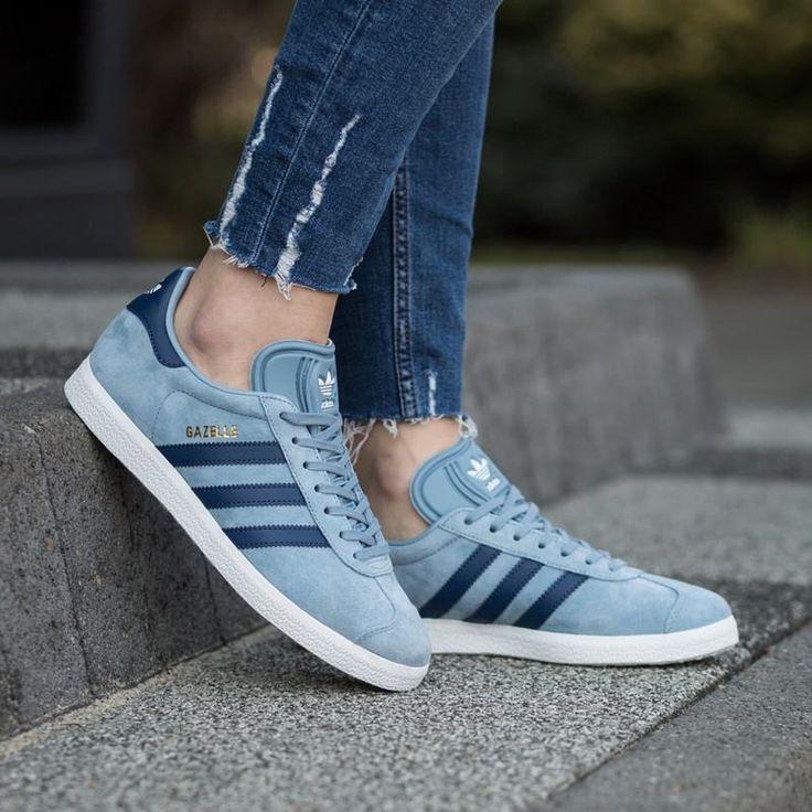 Athlokinisi   Adidas outfit shoes, Adidas gazelle women, Adidas ...