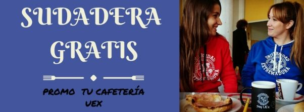 """Promo """" Tu cafetería UEx"""" :: Zona UEx, Tu Tienda Universitaria"""