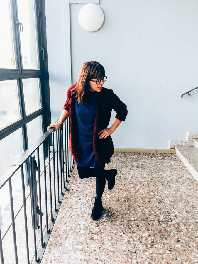 Immer diese verdammten Montage  #montag #fashion #faschionblogger   #ootd   #bourdeaux   #weinrot   #fall   #monday   #herbst  #me #modiami   #zdea