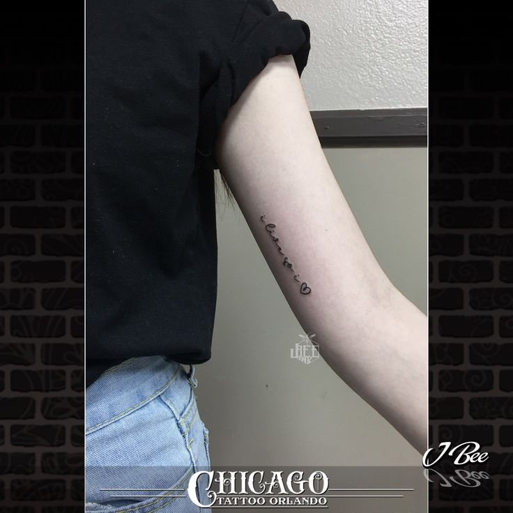 A little something by jbee chicago tattoo tattoos