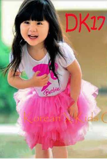 Balerina Barbie Pink Bahan Spandek + Tile     Untuk 4-6 tahun     Harga : Rp. 66.000,-/pc     Kode Produk / Product Code : BAP2823