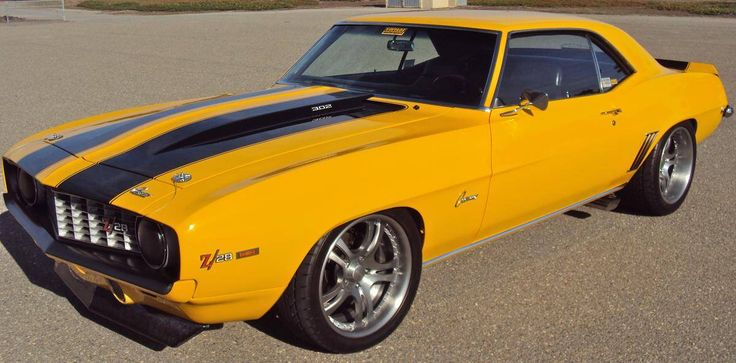 Best 197 My Dream Car Bumblebee Camaro Images On