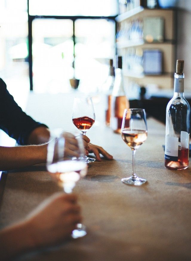 The case for Rosé