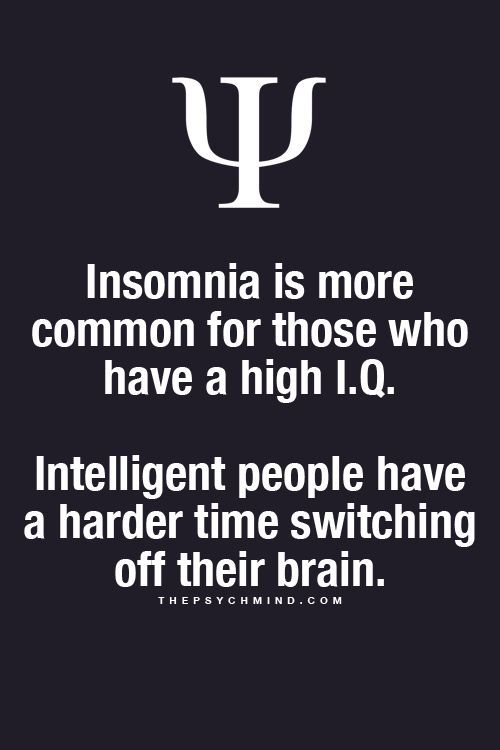 To the girl that sleeps very little but thinks a whole lot...think Einstein, whom refused to sleep more than 5 hours at a time. This brain of mine has a lot to think about that simply can't fit into an 8-5 day. -- Fun Psychology facts here!