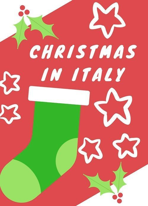 Christmas in Italy: elaborate Nativity scenes, bagpiping shepherds, and a kind witch who flies on a broom! Perfect info for Christmas around the world or holidays around the world units.