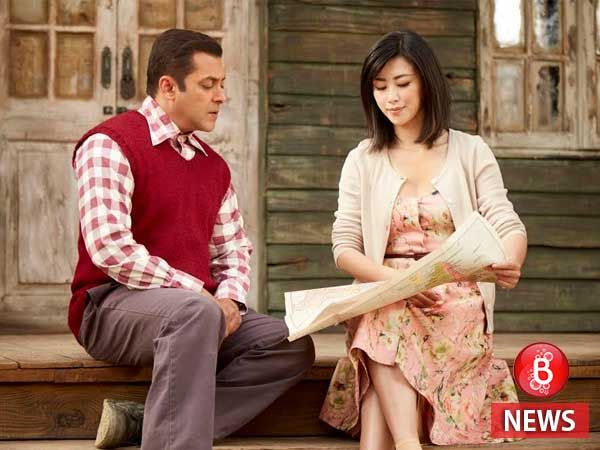 'Tubelight': Salman Khan turns Hindi teacher for Chinese actress Zhu Zhu
