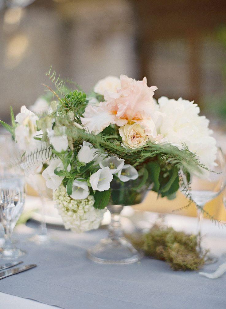 #centerpiece Photography by josevillaphoto.com Floral Design by flowerwild.com Coordination by coastsidecouture.com  Read more - http://www.stylemepretty.com/2013/01/24/carmel-valley-wedding-from-jose-villa-flowerwild/