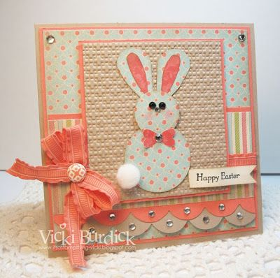 270 best images about Easter CardsIdeas – Handmade Easter Cards Ideas