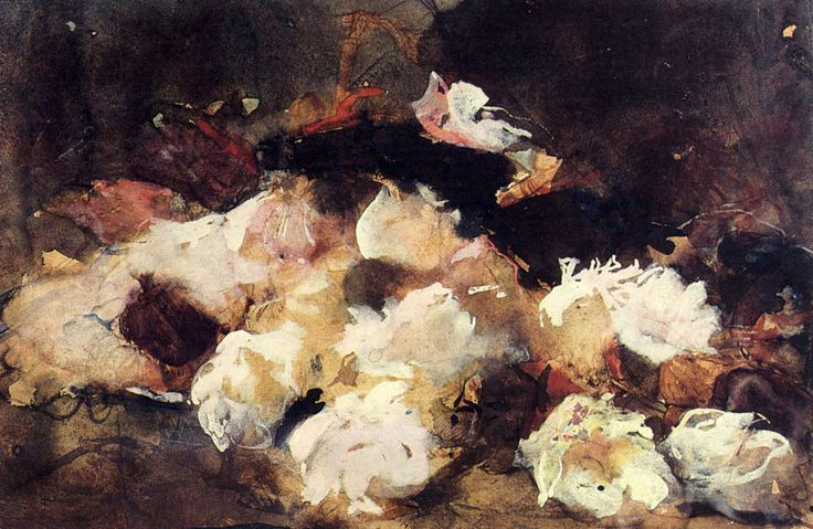 A Still Life With Roses  George Hendrik Breitner