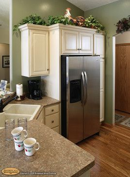 24 Quot Deep Refrigerator Surround Kitchen Kitchen