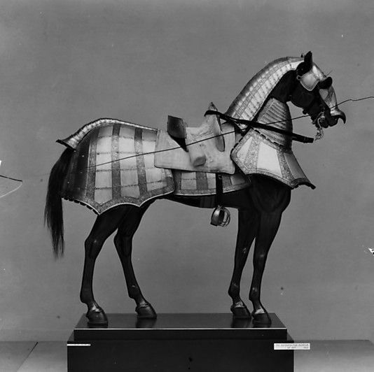 Horse Armor. Date: c. 1560. Culture: Italian. Medium ...