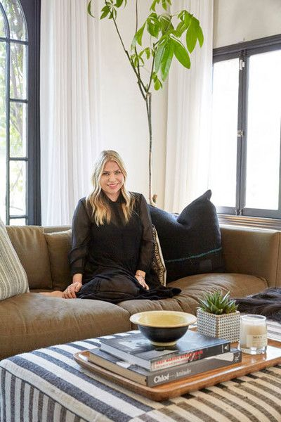 Tell us more about the home. - Inside A Designer's California-Cool Abode - Photos