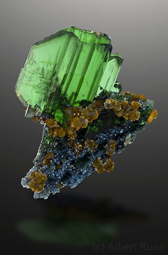 Vivianite - Oruro department, Bolivia Size: 3.0 x 3.0 cm